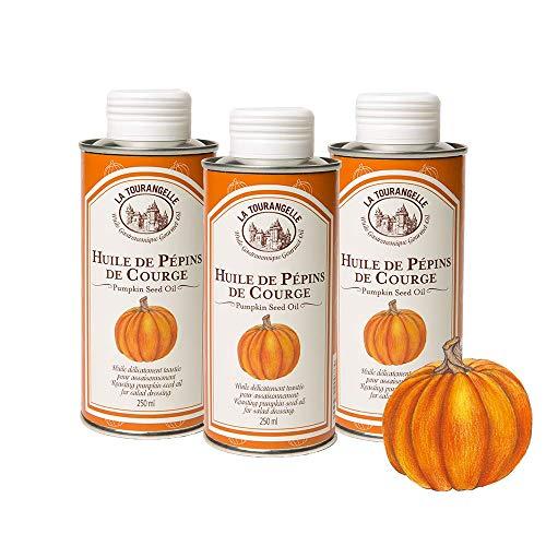 La tourangelle Pumpkin Seed Oil, 0.85 kg