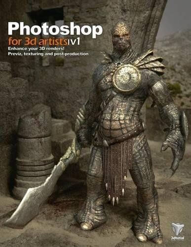 Image OfPhotoshop For 3d Artists, Volume 1
