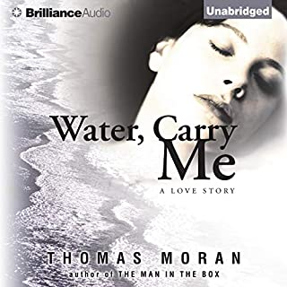 Water, Carry Me audiobook cover art