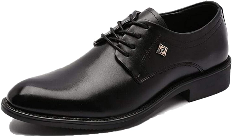 Men's Real Leather shoes lace-up Derbys Welted Formal Fashion Men's Leather Men's shoes Business Men's Dress shoes