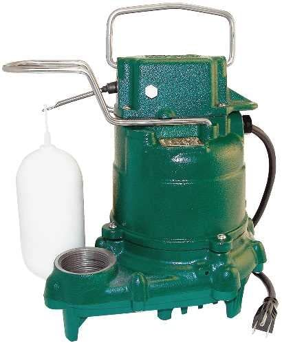 lowest Zoeller M53 Mighty-mate online sale Submersible Sump Pump, popular 1/3 Hp online