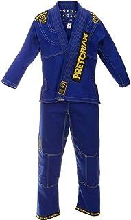 Kimono Jiu Jitsu Pretorian Training Infantil Azul