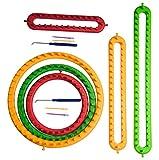 Long ronds et Métier à tisser Loom DIY Kit