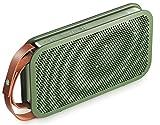 Bang & Olufsen Play BeoPlay A2 portabler Bluetooth Lautsprecher (24h Akku, 15 Watt) Grün