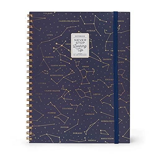 Legami Maxi Trio Spiral Notebook -Stars