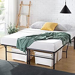 Extra Height Smart Base bed