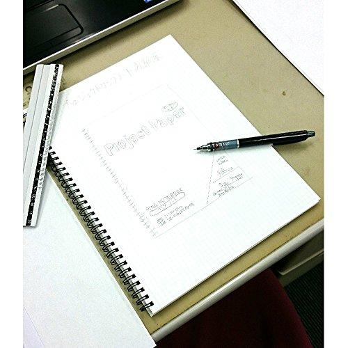 オキナプロジェクトリングノートA450枚PNA4S