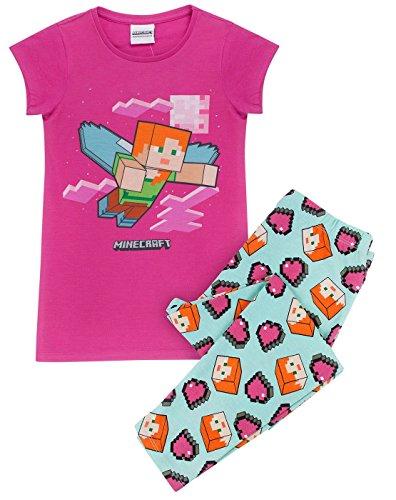 Minecraft Alex Girl's Pyjamas