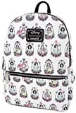 Loungefly Princess Portraits Faux Leather Mini Backpack Standard