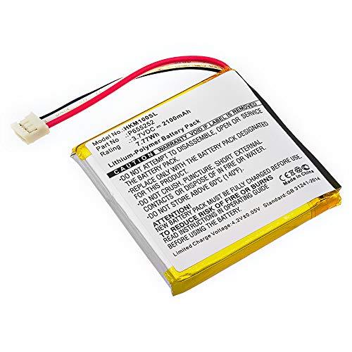 CELLONIC® Qualitäts Akku kompatibel mit Harman Kardon Esquire Mini, P655252 (2100mAh) Ersatzakku Batterie