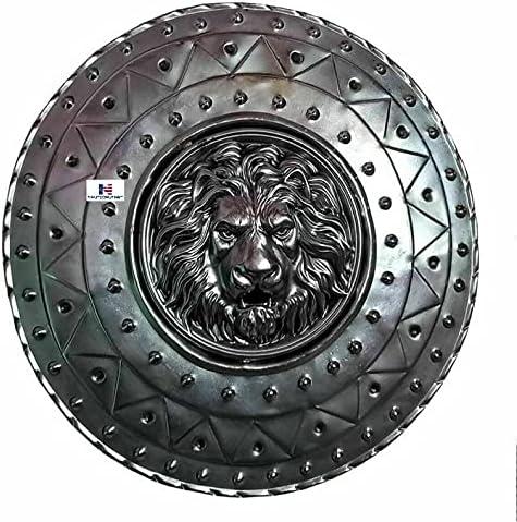 Nautical-Mart Medieval Shield Lion Limited time trial price Charlotte Mall Legion Viking Templar