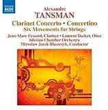 Clarinet Concerto: III. Cadenza et danza populare (Alla polacca)