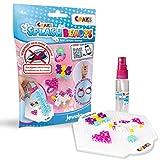 CRAZE Splash Beadys Jewelry 26038 - Juego de cuentas para planchar y manualidades