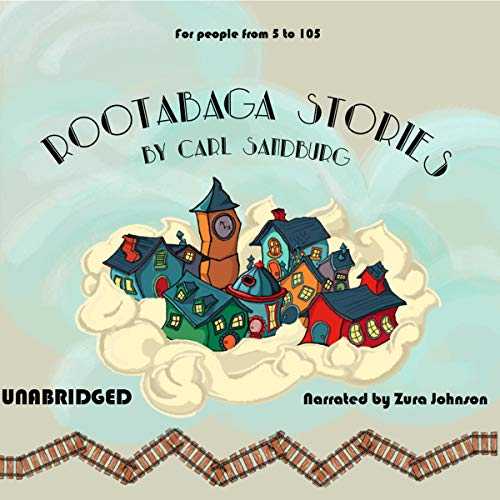Rootabaga Stories  By  cover art