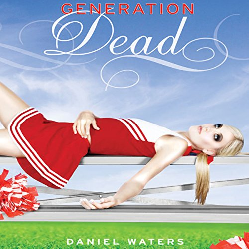 Generation Dead audiobook cover art