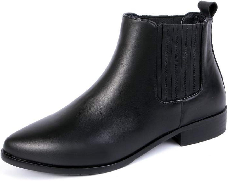 AdeeSu Womens Fashion Dress Solid Urethane Boots SXE05047