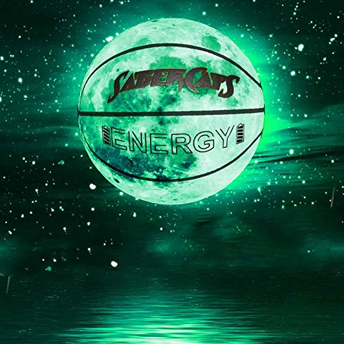 Balón de baloncesto Le Plus reciente, oficial de talla 7 PU piel exterior interior entrenamiento luminoso reflectante baloncesto baloncesto baloncesto