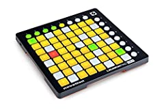 MK2 version of Novation's compact USB grid controller designed for Ableton Live; 64 multi-colored backlit pads Software for Mac and PC, including Ableton Live Lite Integrates with your iPad via a Camera Connection Kit or Lightning -to-USB camera adap...