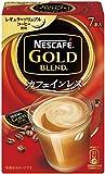 ネスカフェ ゴールドブレンド カフェインレス 袋 (6.6gx7p) 46g