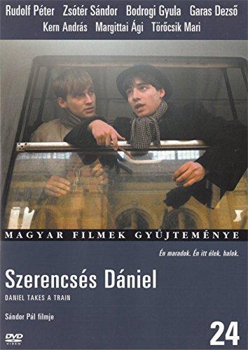 Szerencsés Dániel - Daniel Takes A Train / Region 2 - Hungarian Film / Magyar Filmek Gyűjteménye