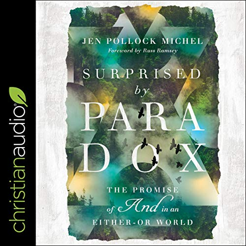 Surprised by Paradox audiobook cover art