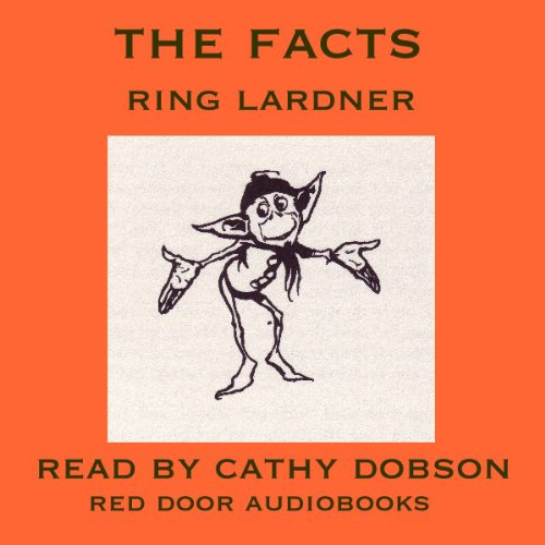 The Facts audiobook cover art