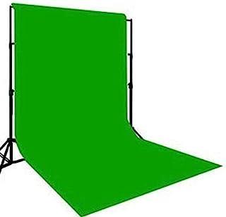 8 x 8 FT. Croma Green LEKERA Backdrop Background Photo Light Studio Photography Background(Green)