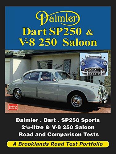 Daimler Dart SP250 & V-8 Saloon (Road Test)