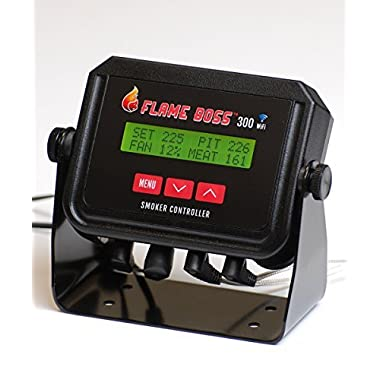 Flame Boss 300-WiFi Kamado Grill & Smoker Temperature Controller