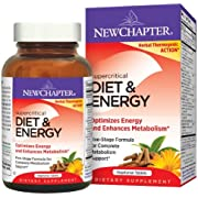 New Chapter Supercritical Diet & Energy, 60 Tablets
