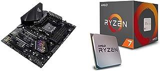 Pack Placa Base ASUS y Procesador AMD:ROG Strix B450-F Gaming y AMD Ryzen 7 2700X