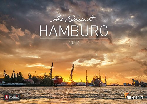 Aus Sehnsucht ... Hamburg – Kalender 2017 (Wandkalender 2017 DIN A3 quer): Hamburg Kalender 2017 mit 13 sorgfältig ausgewählten Fotografien des Hamburger Fotografen Tommaso Maiocchi
