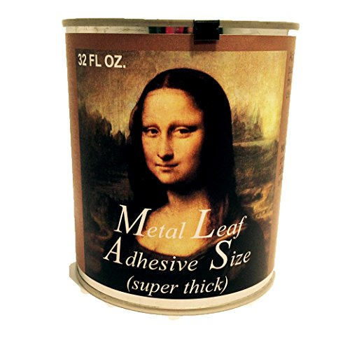 Speedball Mona Lisa 32-Ounce Extra Thick Metal Leaf Adhesive Size