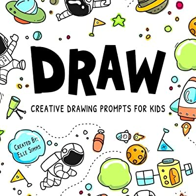 DRAW - Creative Drawing Prompts for Kids