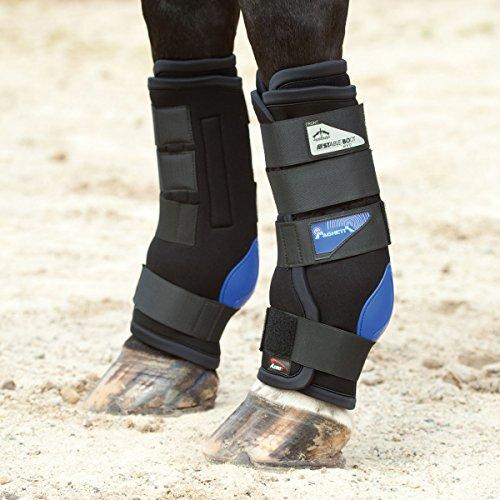 Veredus MAGNETIK STABLE-BOOT Evo - Beinschutz Gamasche für die Ruhezeit mit magnetotherapeutischer Wirkung
