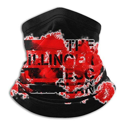 Der Dillinger Escape Plan Mikrofaser Neck Warmer Schal Soft Elastic Men Damen Fleece Face Cover für Snowboard Wintersport