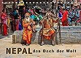 Nepal - das Dach der Welt (Tischkalender 2022 DIN A5 quer)