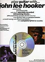 Hooker John Lee Play Guitar Tab + Cd