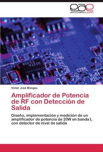 Amplificador de Potencia de RF con Detección de Salida