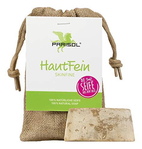 Parisol HautFein Die Seife aus dem Sack | 100% natürliche Seife für die Hautpflege des Pferdes | mit hautberuhigender Pflegeformel (100 g)