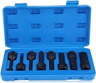 15mm Argent M5 5pcs Alliage de Titane GR5 TC4 T/ête Allen Douille Hexagonal Boulon Vis