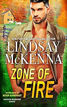 Zone of Fire by [Lindsay McKenna]