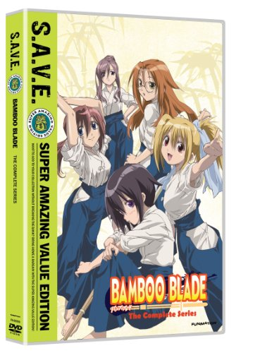 Bamboo Blade - The Complete Series S.A.V.E.