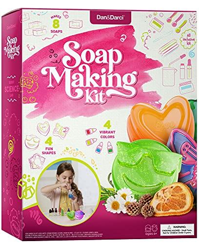 Dan&Darci Soap Making Kit for Kids -...