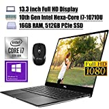 Dell XPS 13 7390 Laptop 13.3' FHD Display 10th Gen Intel...