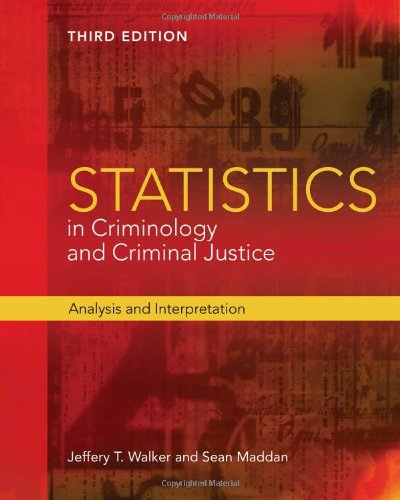 Statistics in Criminology and Criminal Justice: Analysis...