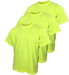 Safety T Shirts for Men with High Visibility Work Shirts