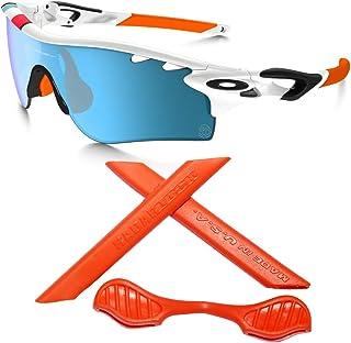 Oak&Ban Rubber Kit Ear Socks and Nose Pads for Oakley RadarLock Path Glasses Sunglasses Replacement,Bonus Sunglasses Bag
