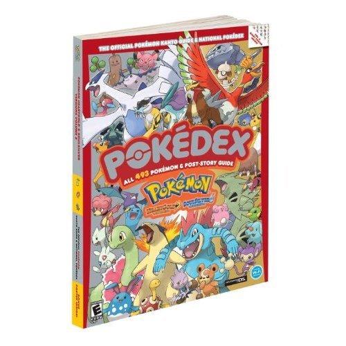 Guide Pokedex