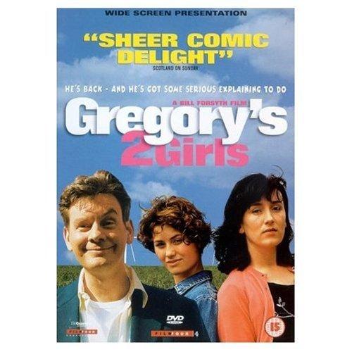 Gregory's Two Girls [Region 2] by Carly McKinnon